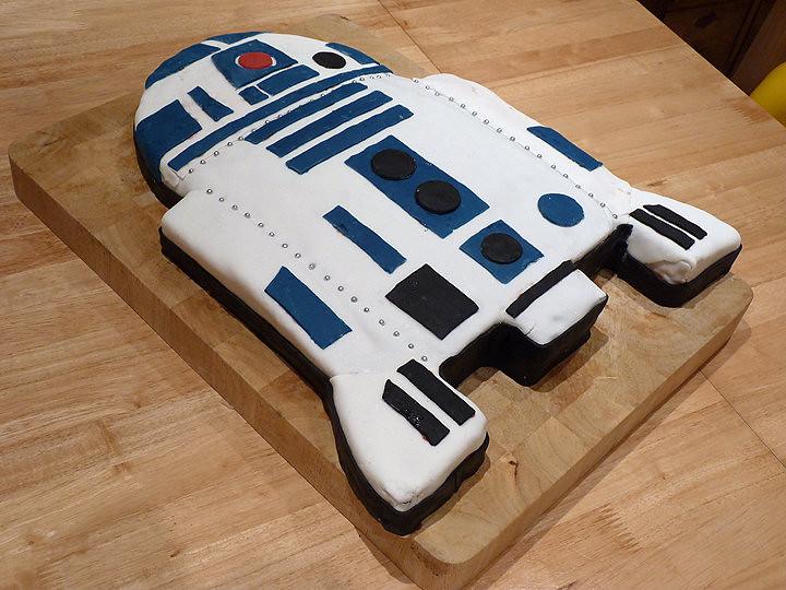Star Wars Cake Pan