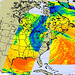 NASA Gets an Infrared Look at Post-Tropical Storm Sandy
