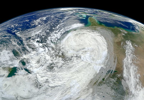 The Passage of Sandy | by NASA Goddard Photo and Video