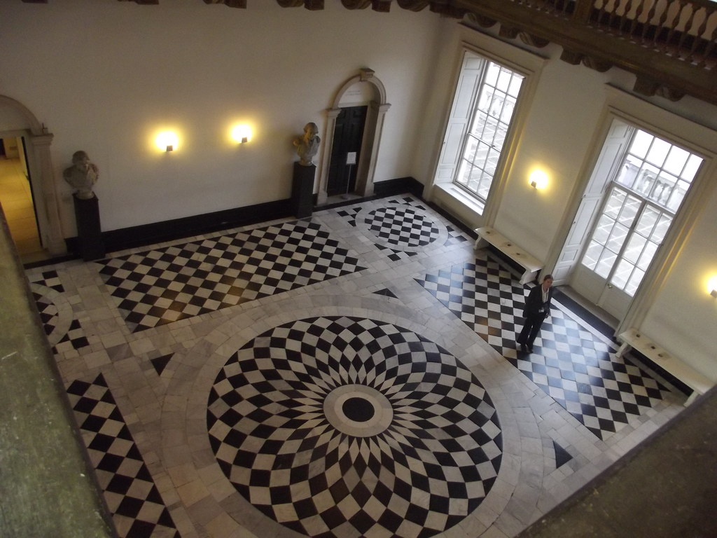 The Queen S House Greenwich Great Hall Inside The