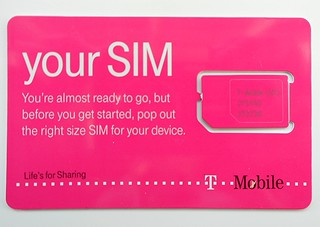T Mobile sim card | by Karen V Bryan