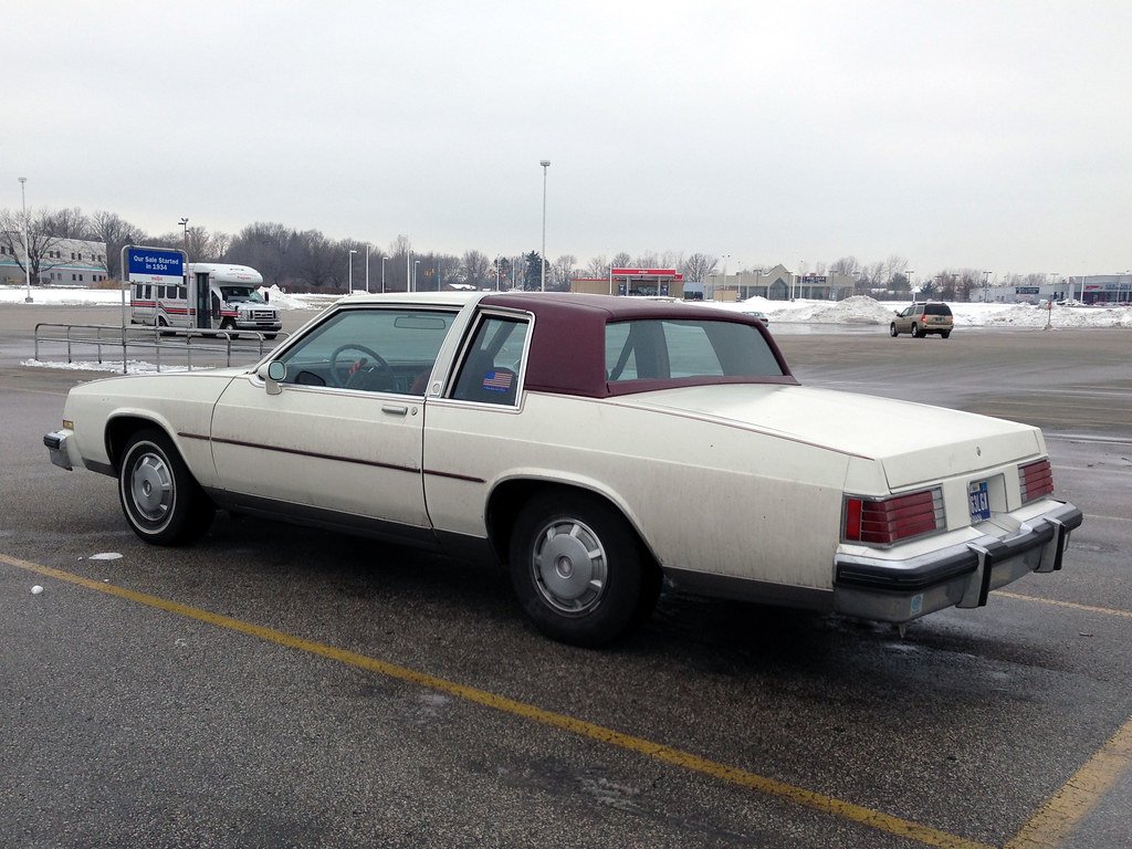 Old Cars Photos >> 1981 Buick LeSabre | Spotted at my local friendly Meijer. I … | Flickr