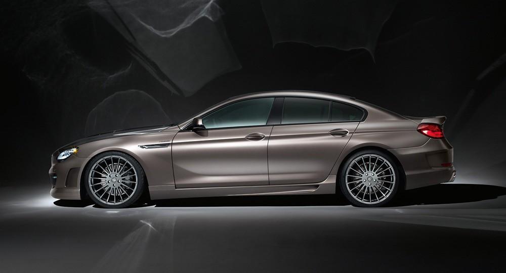Hamann BMW 6er Gran Coupe M72