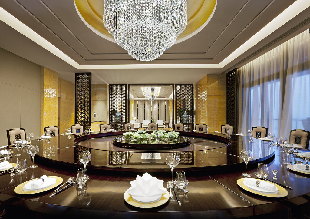 The westin wuhan wuchang zen5es chinese restaurant priva for Private dining room 90277