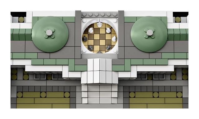 LEGO 21030 US Capitol 05