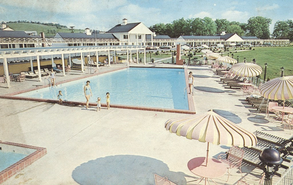 Belle Meade Motel and Restaurant - Harrisonburg, Virginia