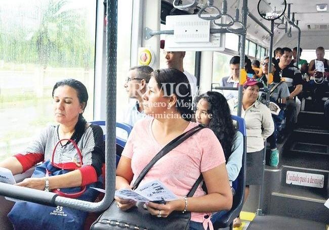 ¿Ciudad Guayana tiene los peores pasajeros de transporte público del país?