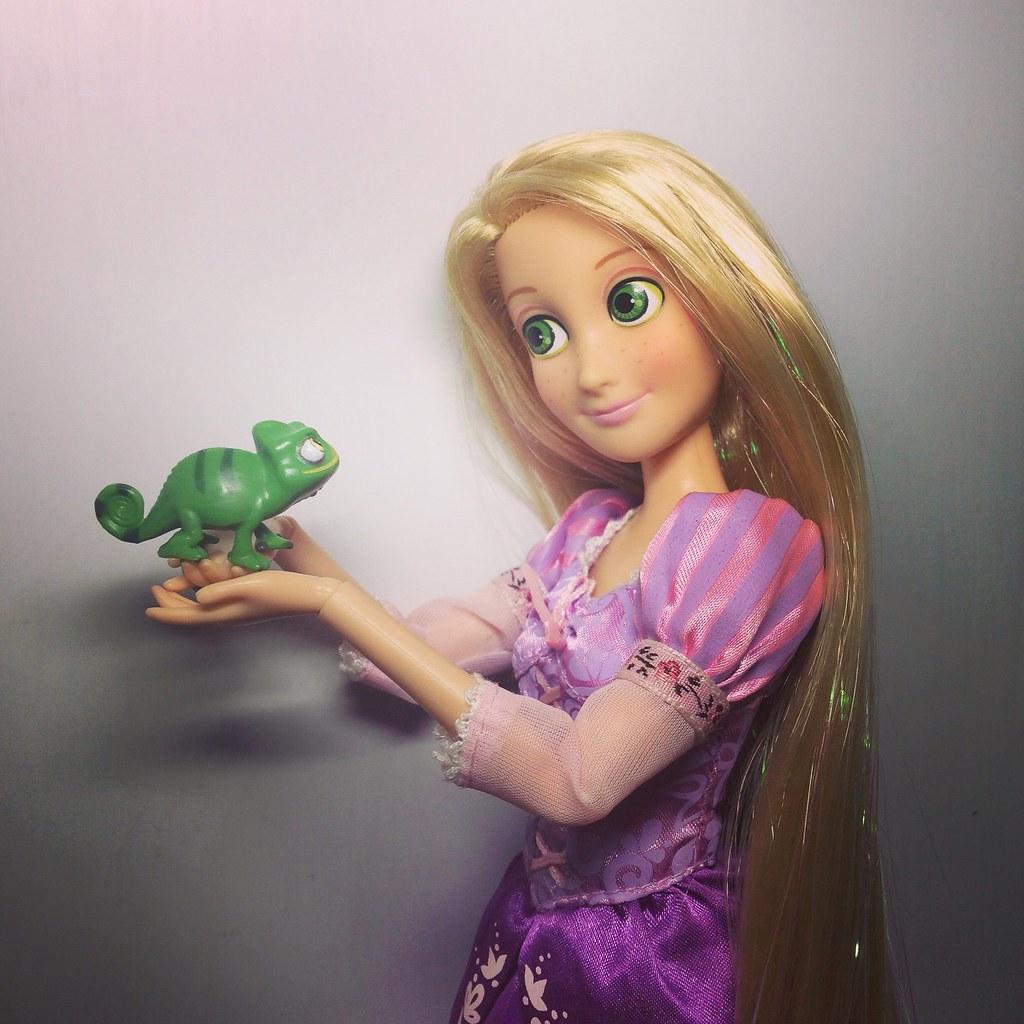best friends forever rapunzel pascal tangled flickr