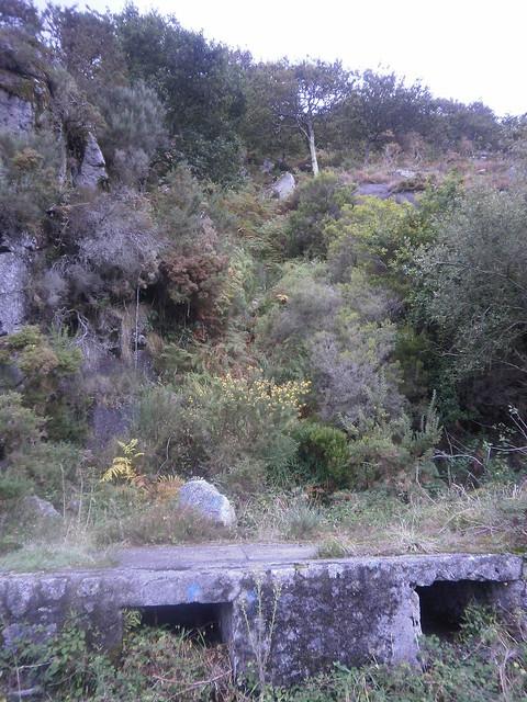 Subida Peligrosa en la Ruta por el Cañón del Eume