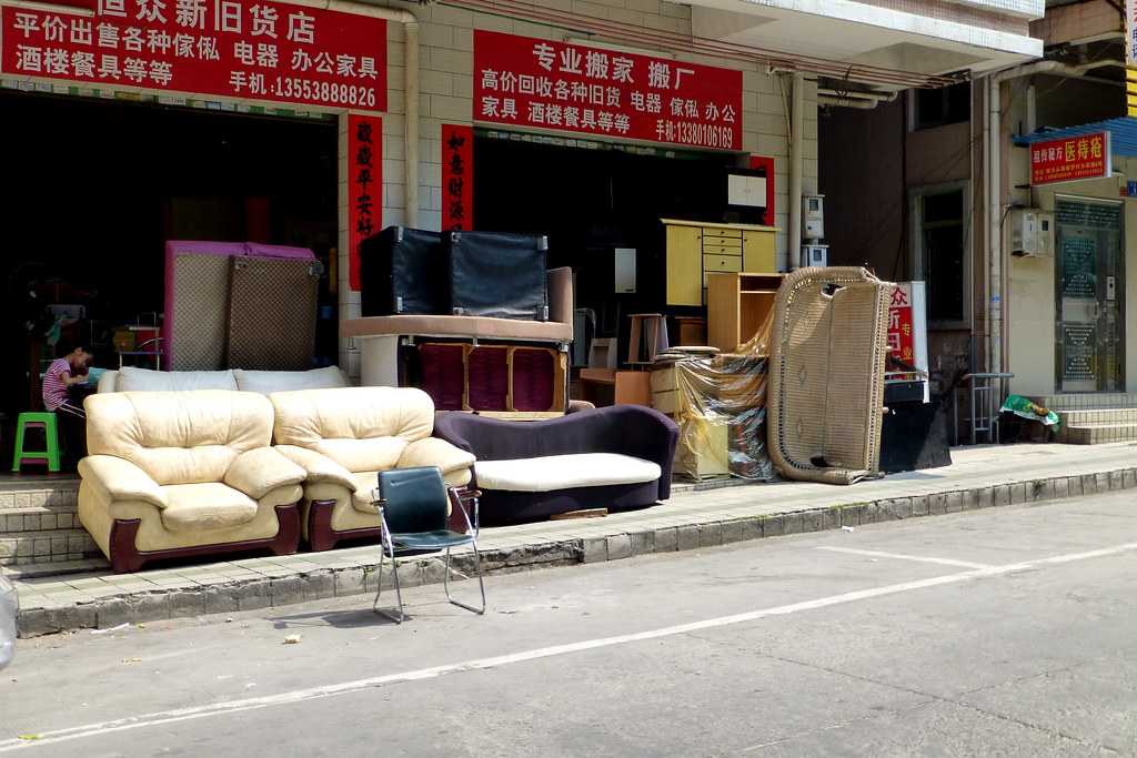 ... Used Furniture Shop Zhangmutou Town China | By Dcmaster