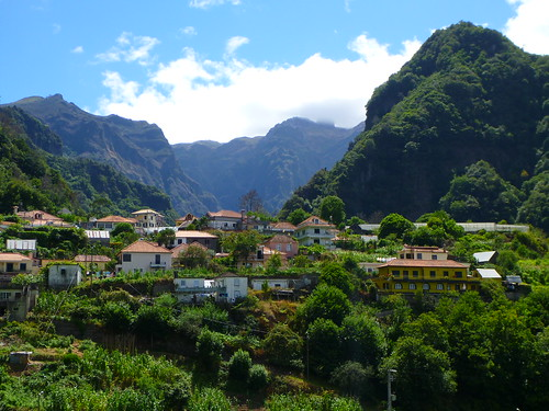 Village in the Mountains, Madeira | by Martin Callum