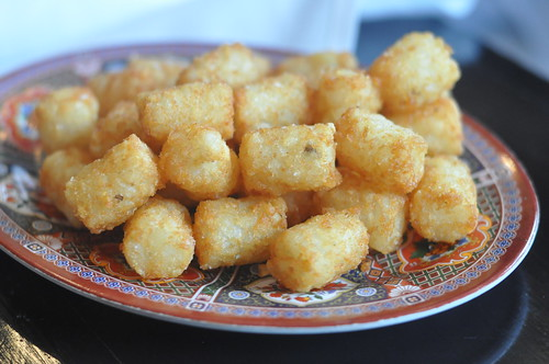 Talde Brunch: Tater Tots | by nycblondieandbrownie