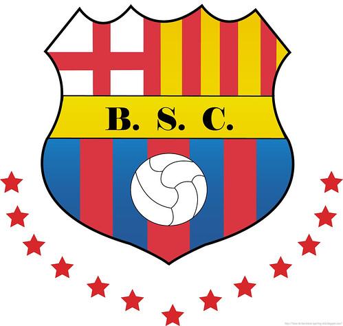 Escudo barcelona sporting club fotos de barcelona for Club de fumadores barcelona