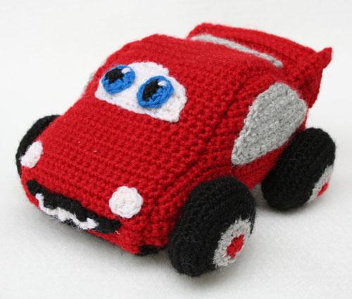 Amigurumi Patterns Cars : Macchinina amigurumi macchina quot cars laura