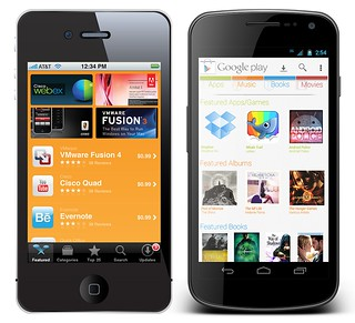 App Store on Smartphone | by IntelFreePress