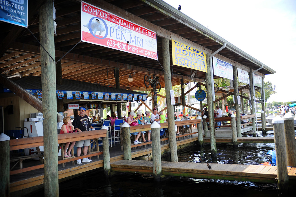 Macrae S The Shed Homosassa Fl 2012 By Cvb Photography