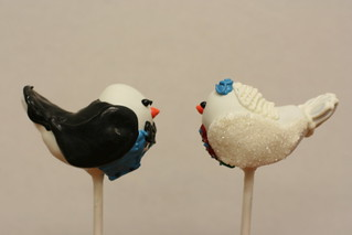 Love Bird Cake Pops | by Sweet Lauren Cakes