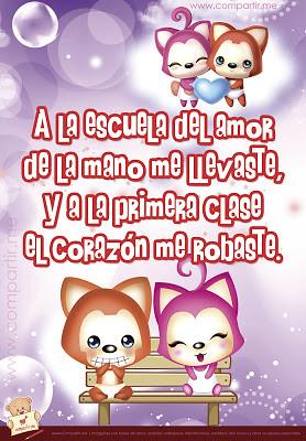 Tarjeta Con Frase Bonita De Amor Para Dedicar En Facebook Flickr