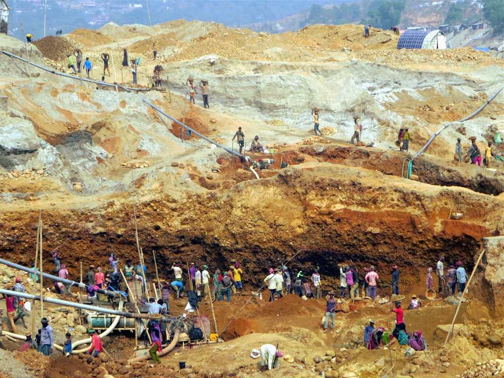 Natural Resource Curse In Zimbabwe