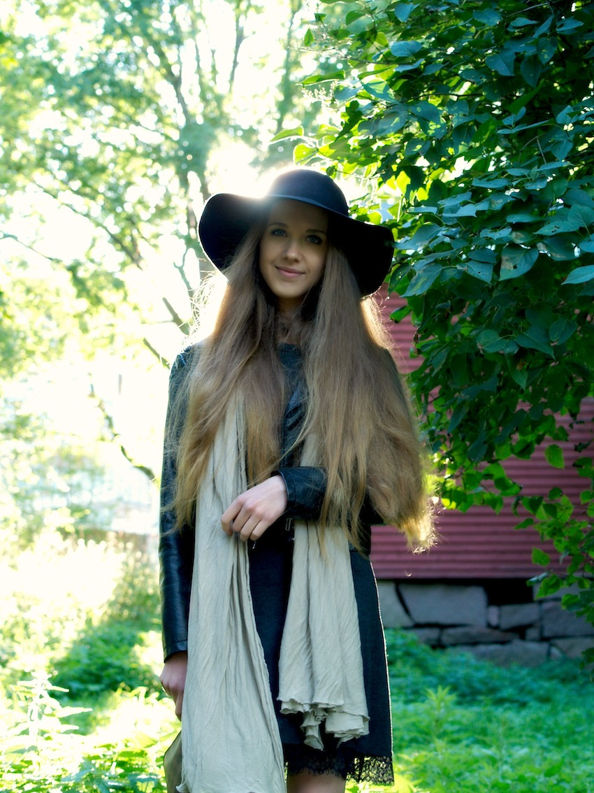 Summer to Autumn Transition Pieces