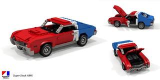 American Motors Corporation AMX Super Stock - 1969