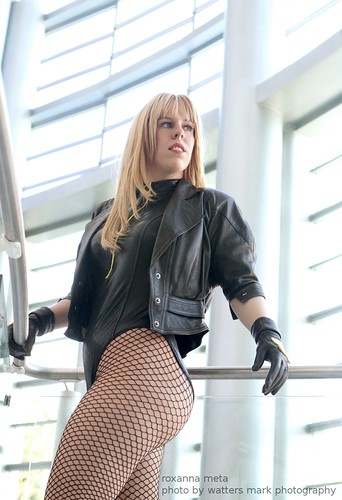 black canary in the light my black canary costume