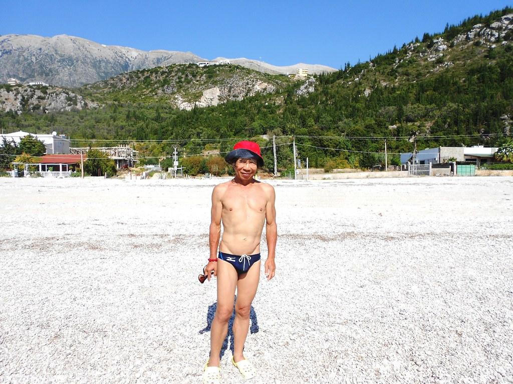 Albania Beaches Dhermi Dhermi Beach Vlora Albania