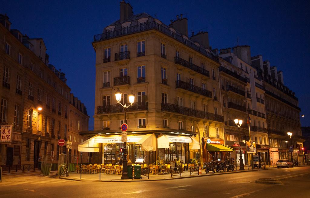Cafe De Paris  Ef Bf Bd Lens