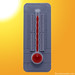 LEGO Thermometer