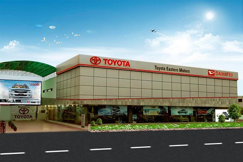 Toyota Eastern Motors Karachi Paktive Submitted By