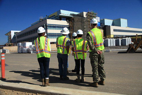 School To Career 2012/2013 Replacement Naval Hospital Project U.S. Navy photo by Jesse A. Lora, NAVFAC (SW) | by NAVFAC