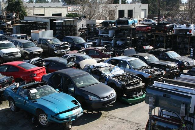 Bay Area Auto Salvage Yards Bay Area Auto Salvage Yards