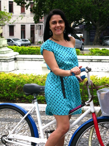 Cycle Chic - Centro Vix 71 | by Dora Doríssima