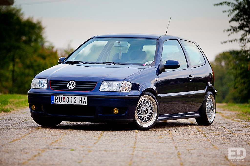 Igor's VW Polo 6N2 | Volkswagen Polo 6N2 on BBS RM by Igor M ...