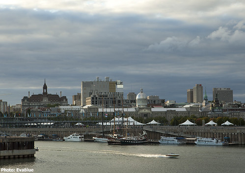 old port of montreal | by Eva Blue