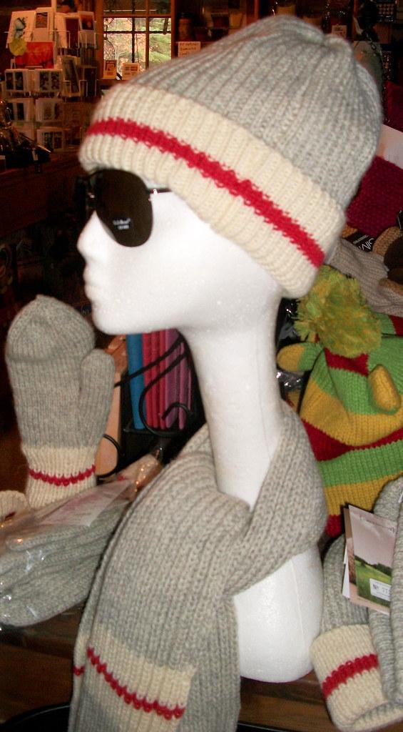 ... Work sock hat  4740f962e91