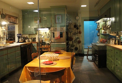 Julia Child's Kitchen at the National Museum of American History | by bonappetitfoodie