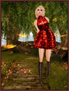 Fabulously Free in SL - Have A Gawk At These Flawless Autumn Casuals | by Love Trill