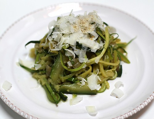 Zucchine with Cacio e Pepe, Pecorino Cheese and Black Pepper, Recipe | by MsAdventuresinItaly
