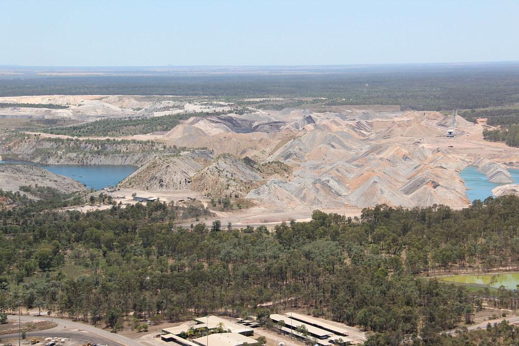 Blair Athol Coal Mine Tours