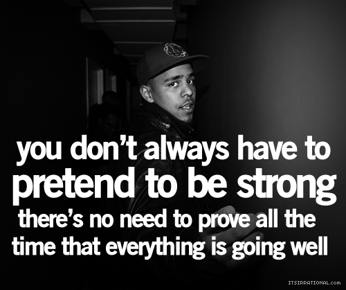 Best J Cole Quotes Sayings Life Be Strong Keilah Garrette Flickr