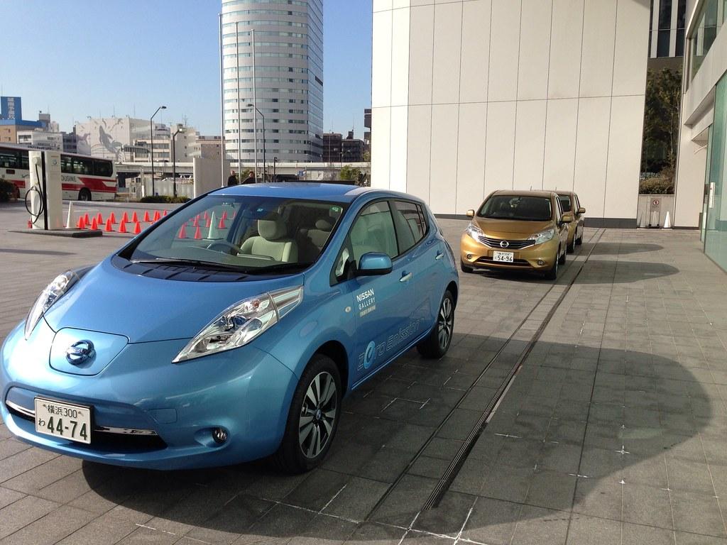Abefes nissan motor co for Nissan motor co ltd
