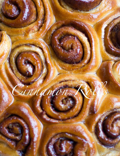 cinnamon rolls | by EZ68