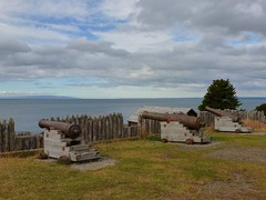 Watching over the Strait of Magellan