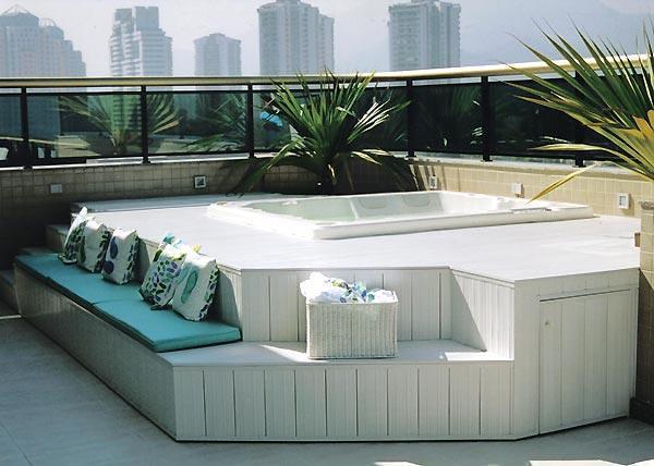 deck hidro madeira 2 colocador de deck pergolado deck. Black Bedroom Furniture Sets. Home Design Ideas