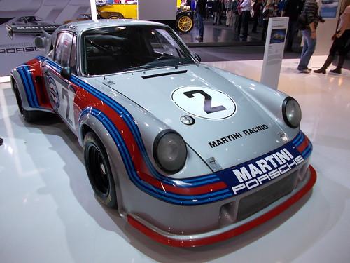Porsche 911 Carrera Rsr Turbo 2 1 Martini Racing 1974