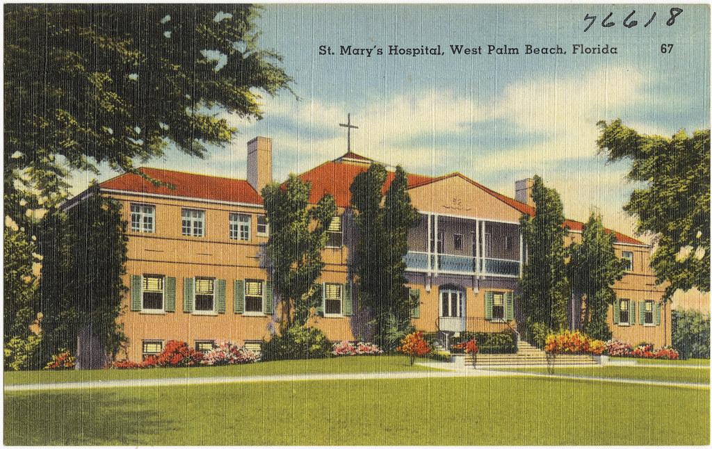 St Mary S Hospital West Palm Beach Florida