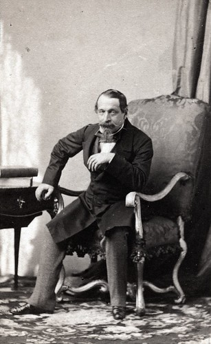 a a e disderi napoleon iii ca 1858 maker a a e. Black Bedroom Furniture Sets. Home Design Ideas
