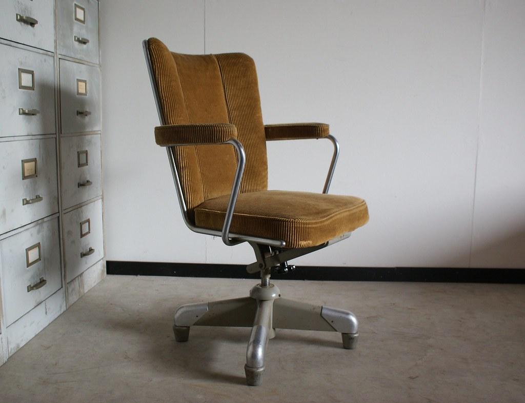 president office chair gispen. Industrial Gispen President Chair Bureaustoelen Industrieel | By Vonvintage.nl Office