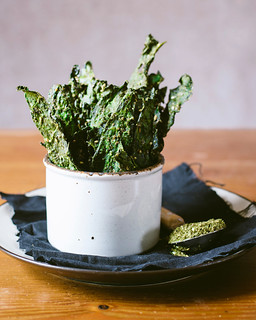 Za'atar Kale Chips | by alanabread